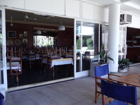 Gran Hotel de Turismo: Restaurante