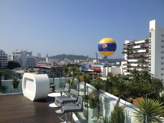 Hotel Baraquda Pattaya - MGallery Collection: Roof Top