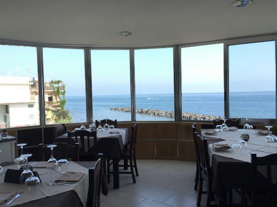 Veduta dalla terrazza - Picture of La Terrazza Restaurant & Winery ...