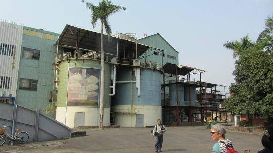 Taiwan Sugar Museum : usine