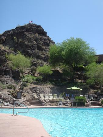 Phoenix Marriott Tempe at The Buttes: Pool area
