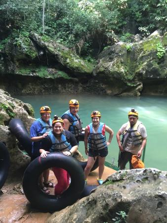 Pacz Tours: Cave Tubing at Caves Branch