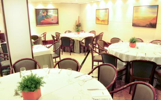 คาทาโลเนีย ไดโกนอล เซ็นโทร โฮเต็ล: Restaurant