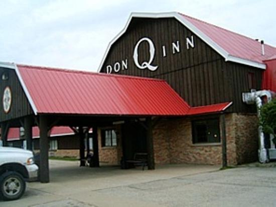 Don Q Inn Front Desk
