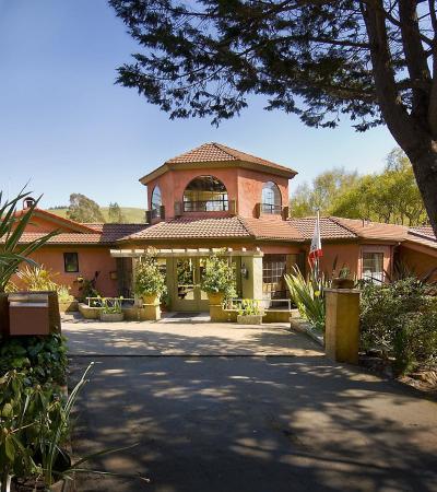 Sonoma Coast Villa & Spa : Exterior