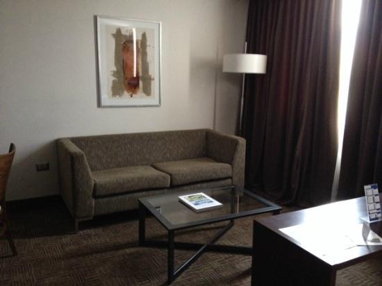 Director Hotel - Vitacura: Agradable !!