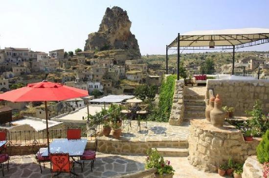 Hezen Cave Hotel: CAVE