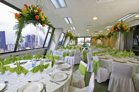 Hotel Century Zona Rosa Mexico: Banquet Room