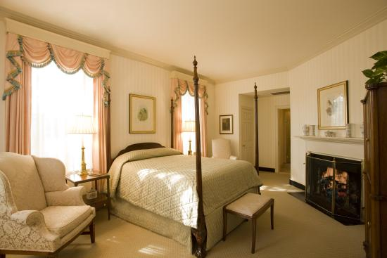 Williamsburg Inn: Luxury