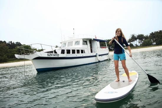 BOB Marine Yacht Charters Singapore