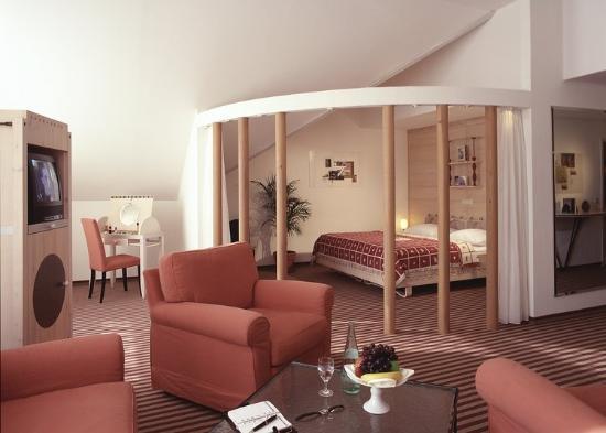 Lindner Hotel & Spa Ruegen: Suite