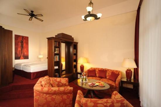 Villa Viktoria: Guest Room