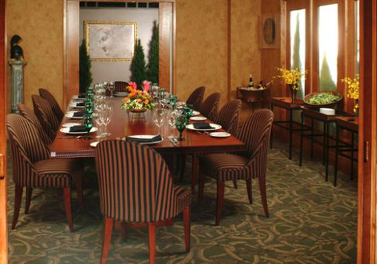 Kellogg Hotel And Conference Center: Private dining in The Olympus Room