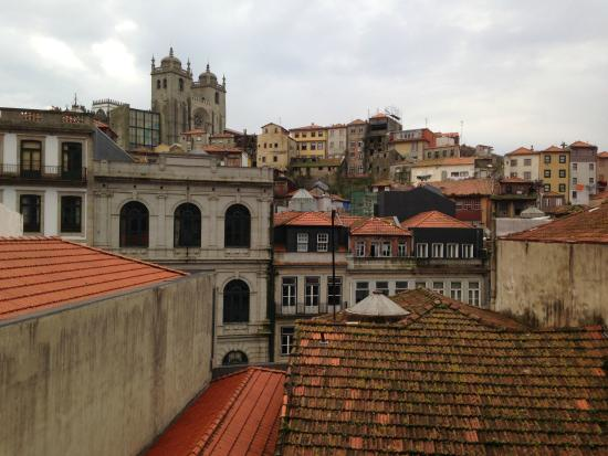 Porto Alive Hostel: View from a double room no 211