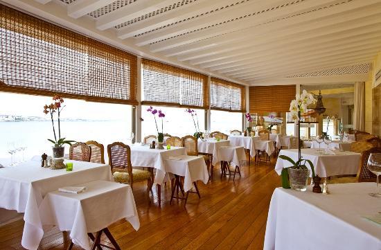 The Albatroz Hotel: RestaurantView