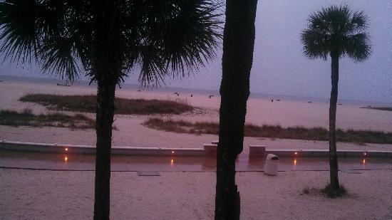 Bilmar Beach Resort: 2nd floor view