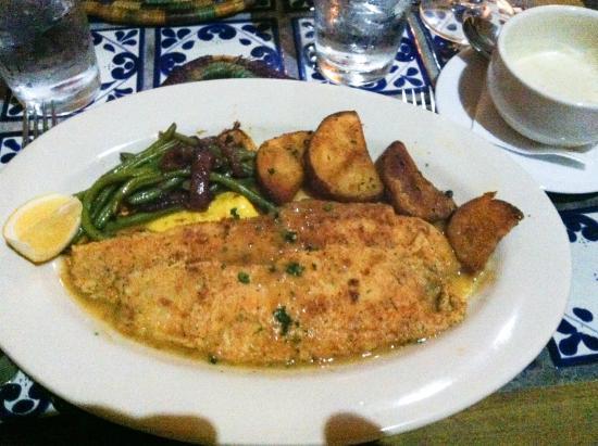 Le Bistro Mediterranean: Fish Entree