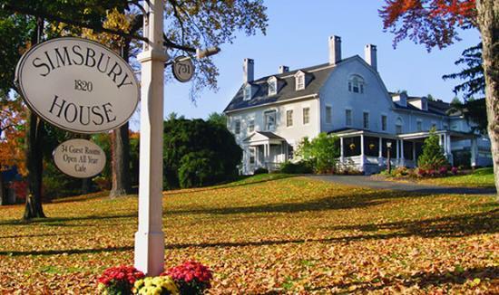 심즈버리 1820 하우스