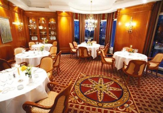 Savoy Baur En Ville: Restaurant Baur