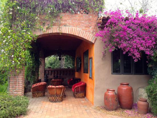 Rancho La Puerta Spa : Rancho La Puerta common area