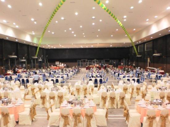 Marina Island Pangkor Resort & Hotel: Marina Hall