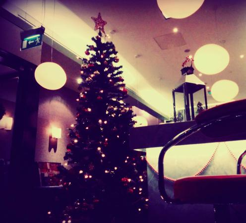 Strada: nice, but the lovely service made it xmas