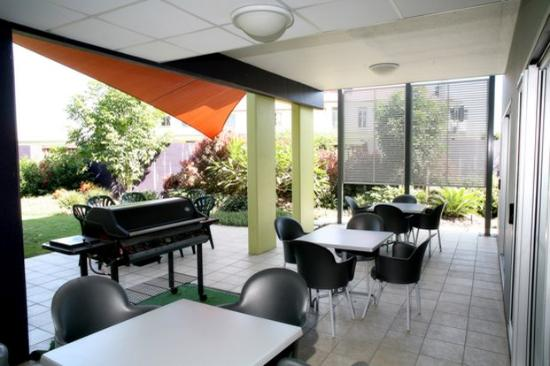 Brisbane International - Rocklea Motel