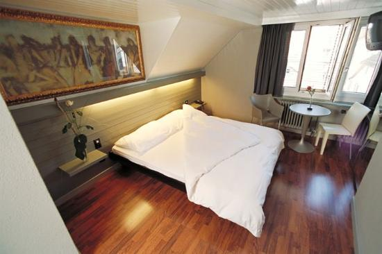 Hotel Limmatblick: King room