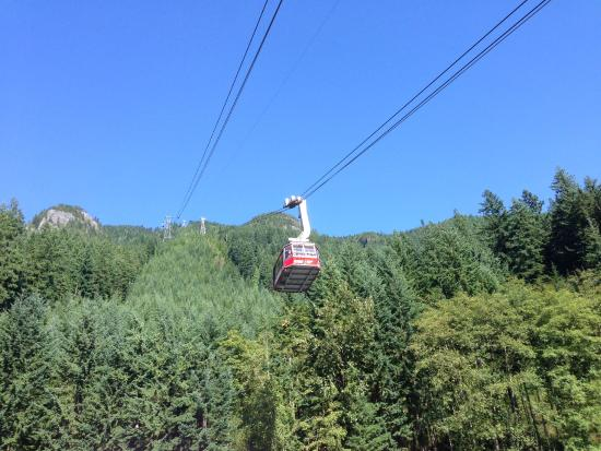 Grouse Mountain Cable Car Price