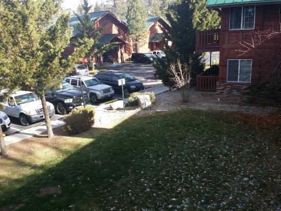 Worldmark at Big Bear: Parking