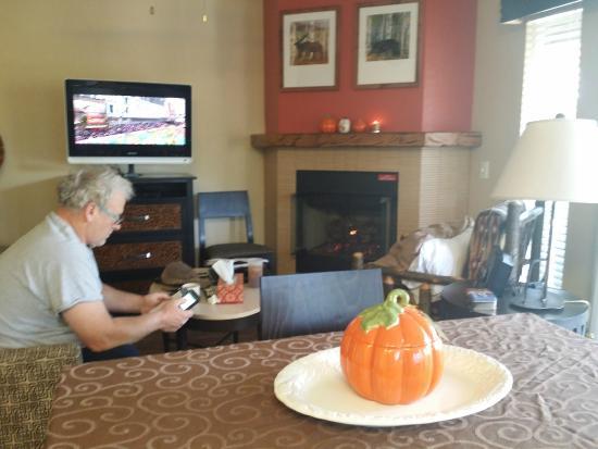 Worldmark at Big Bear: Living room