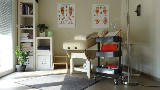 Avon, France: our therapy room