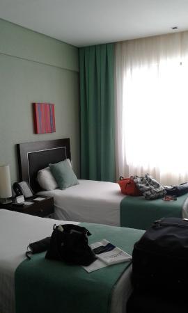 Uthgra Sasso Hotel: habitación