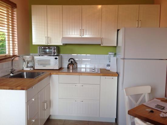 La Boheme Aruba: Kitchen
