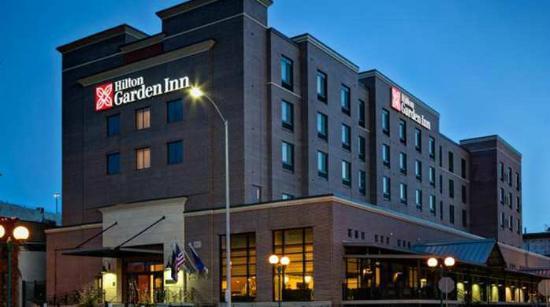 Hilton Garden Inn Lincoln Downtown/Haymarket: Historic District - Downtown Lincoln, NE