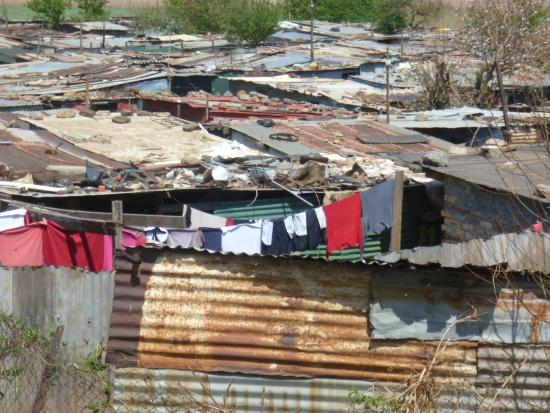 Felleng Tours: Soweto Shanty Town - Wonderful People and Tour (believe it or not)