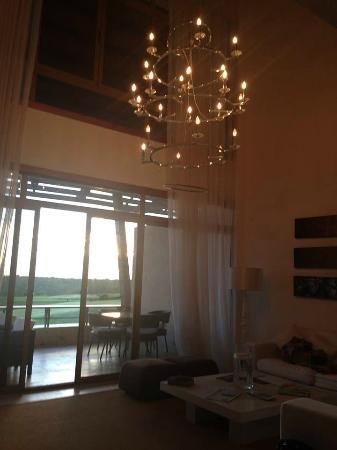 Los Altos Residences: Livingroom of Suite= LOVELY