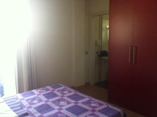 Hotel Pasha: camera