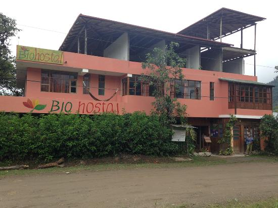 Bio Hostal Mindo Cloud Forest: Bio Hostal Mindo Coud Forest