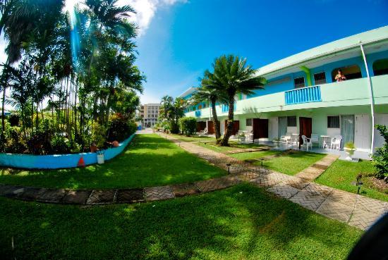 The Palm Garden Hotel: Os quartos do hotel
