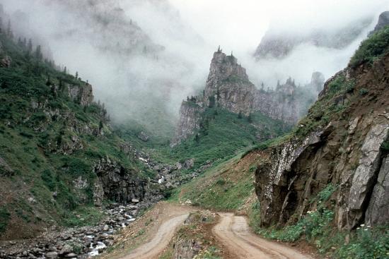 Sumela Monastery: Sur le chemin de Suméla
