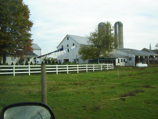 Bird-In-Hand Family Inn: Amish Country