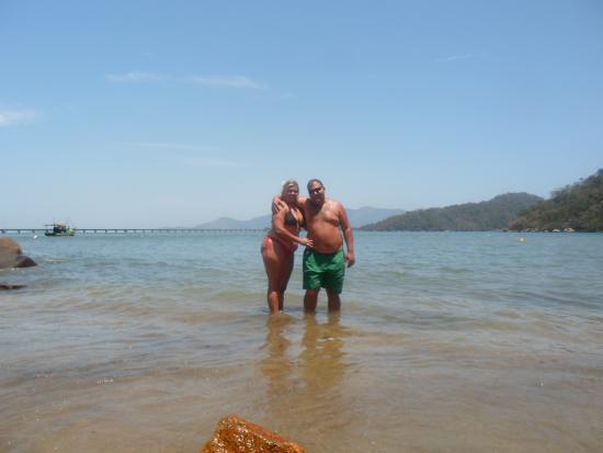 Mangaratiba, RJ: Um dia de folga maravilhoso tranquilo adorei