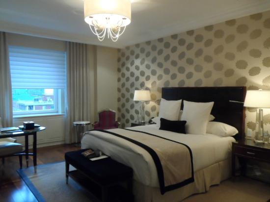 The Ritz-Carlton, Montreal: The room