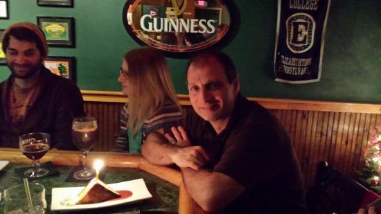 Black Gryphon: Birthday at the bar