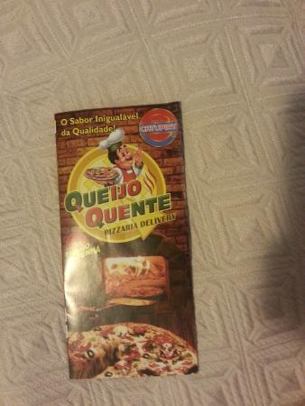 Pizzaria Queijo Quente