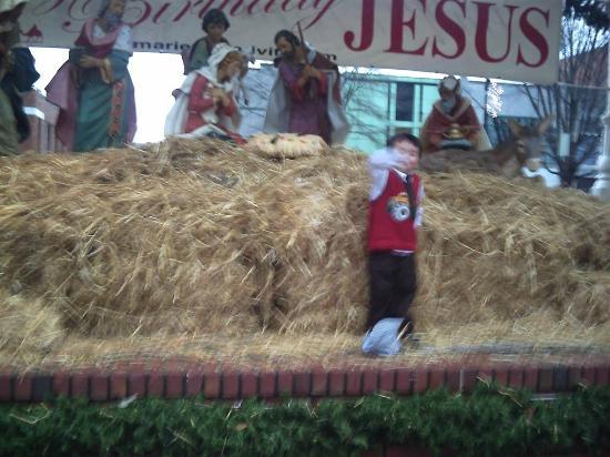 Marietta Square: nativity