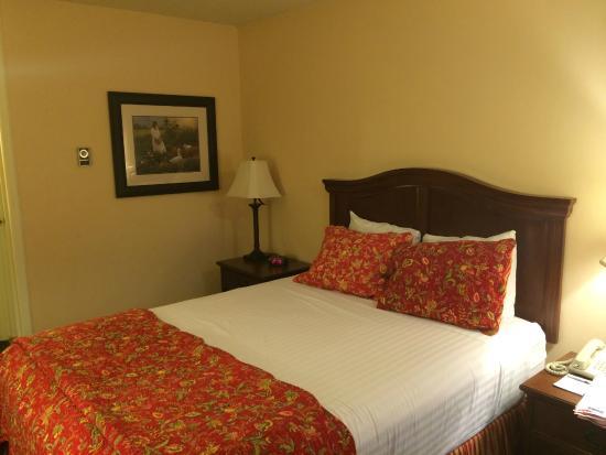 Best Western Country Lane Inn: Bed