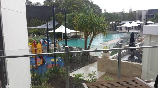 RACV Noosa Resort : Conservation sanctuary room view