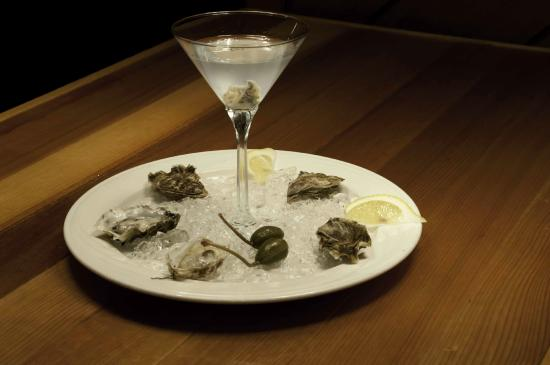 Michaels Seafood and Steakhouse: The Original Oystertini